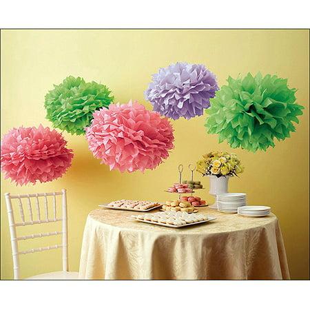 Martha Stewart Celebrate Paper Pom-Poms, Color - Halloween Paper Lanterns Martha Stewart