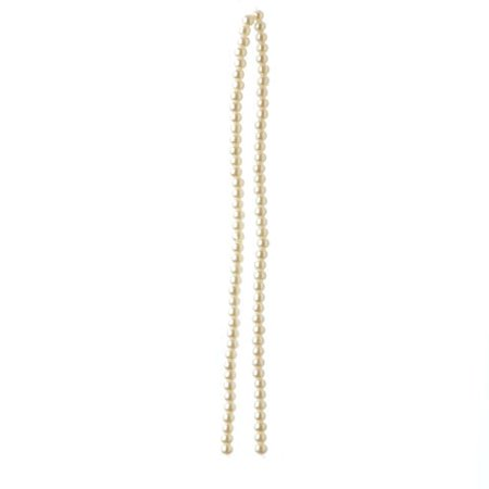 Pearl Strand - Round - Ivory - - Ivory Pearls