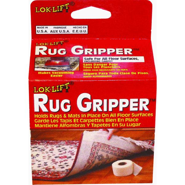 Lok Lift Rug Pad and Gripper, 4'' x 25''