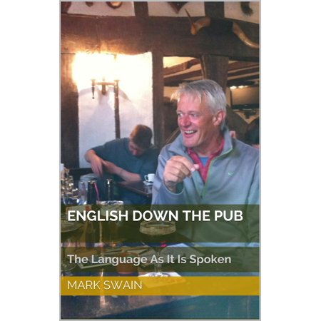 English Down The Pub - eBook