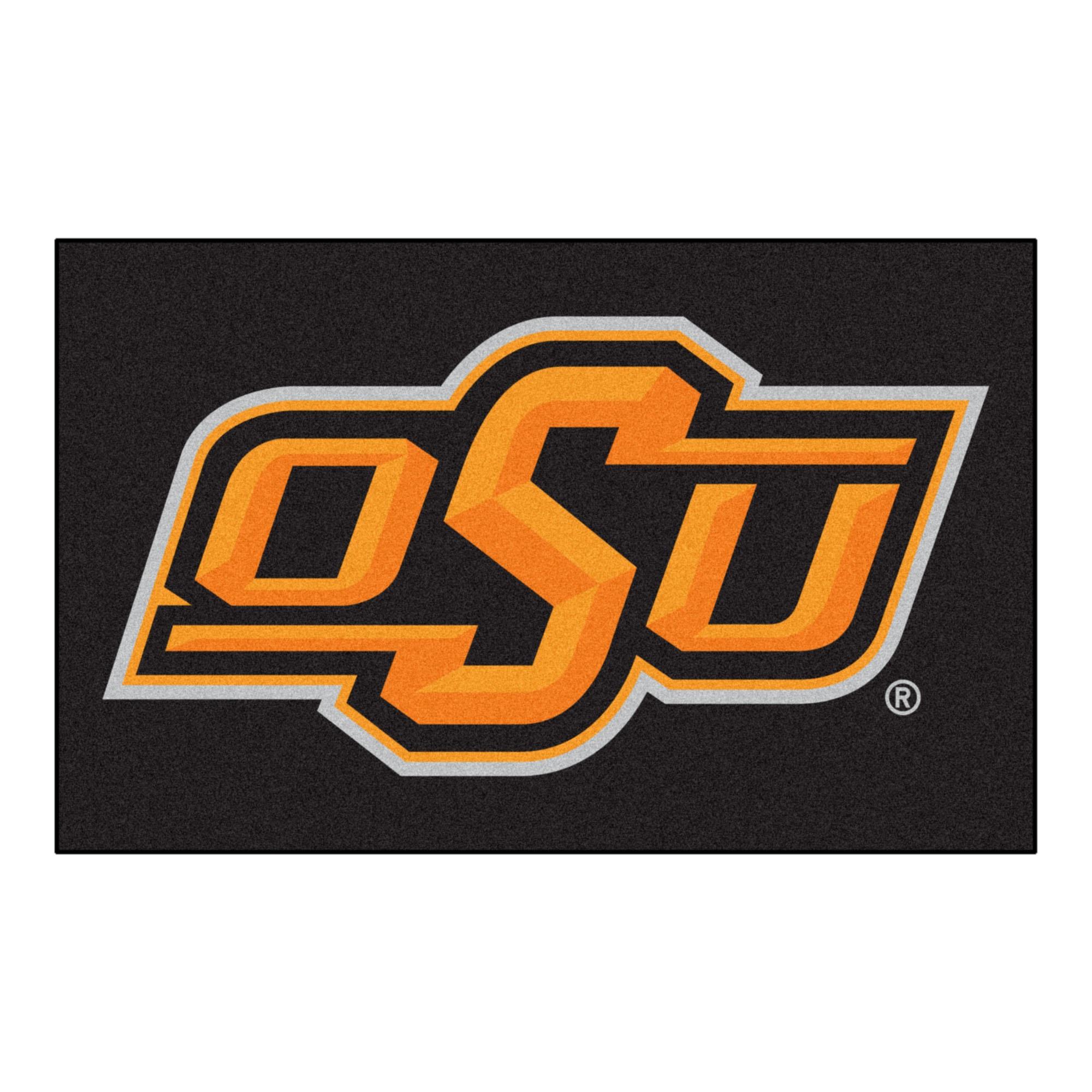 Oklahoma State University Starter Rug
