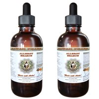 Allergy Season, VETERINARY Natural Alcohol-FREE Liquid Extract, Pet Herbal Supplement 2x2 oz