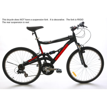 Tora 20 Aluminum Rear Suspension Mountain Bicycle Bike 26