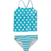 Swim Tankini Cornflower Blue