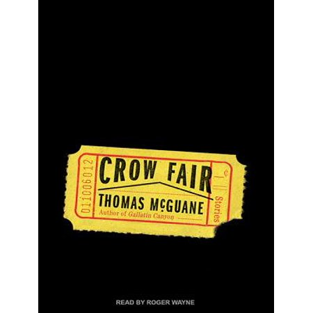 Crow Fair: Stories (Audiobook)