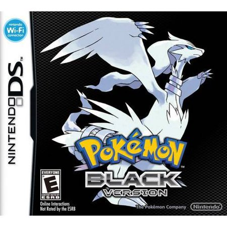 Nintendo Pokemon Black Version (DS)