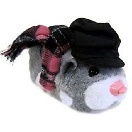 Zhu Zhu Pets Series 2 Hamster Outfit Winter Scarf & Hat Accessory Set (Hamster Outfit)