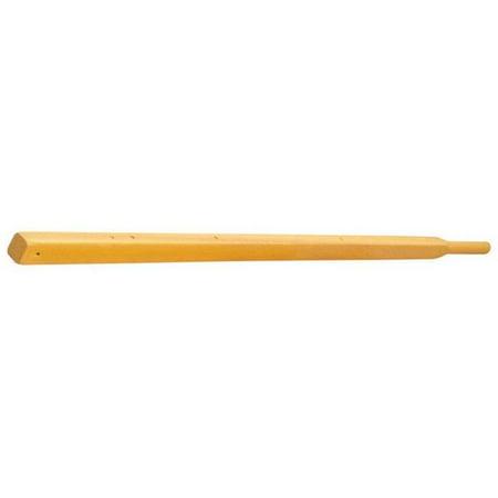 60' Wheelbarrow Handle - HDL-H 60 x 2 in. Replacement Wheelbarrow Handle in Hardwood