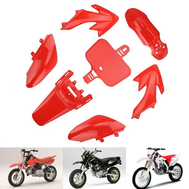 labwork Plastic Fender Fairing Kit set Replacement for Honda XR50 CRF50 SDG SSR 107 125 Dirt Pit Bike