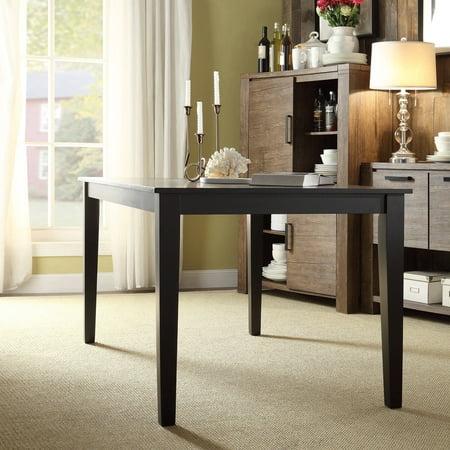 Lexington Large Dining Table  Black