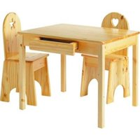 Little Colorado 044ESP 23 x 28 x 24 in. Kids Table - Espresso