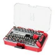 Hyper Tough 52 Piece T Handle Ratchet Screwdriver Set TS99916A