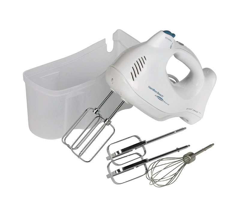 Hamilton Beach Power Deluxe Hand Mixer