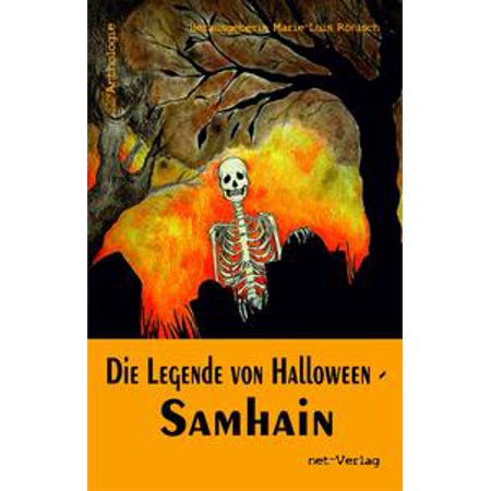 Die Legende von Halloween - Samhain - eBook (Samhain Halloween Supernatural)
