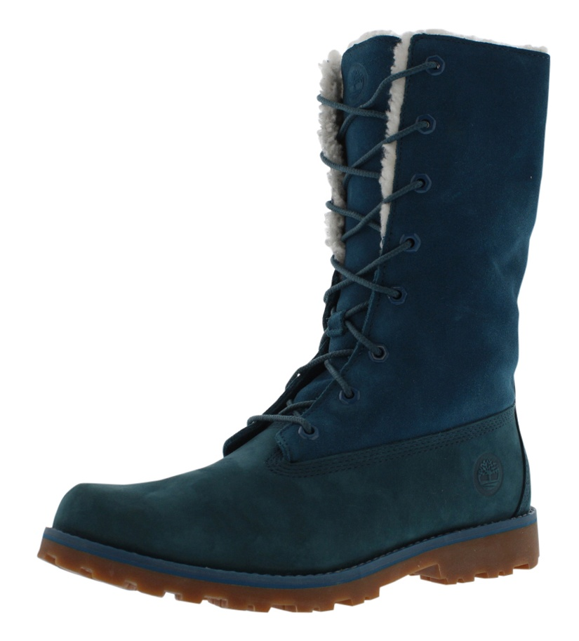 Click here to buy Timberland 6 Inch Fold-Down Shearling Boots Women