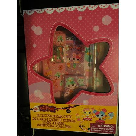 Lalaloopsy Secrets Keepsake Box, By MGA (Secret Keepsake)