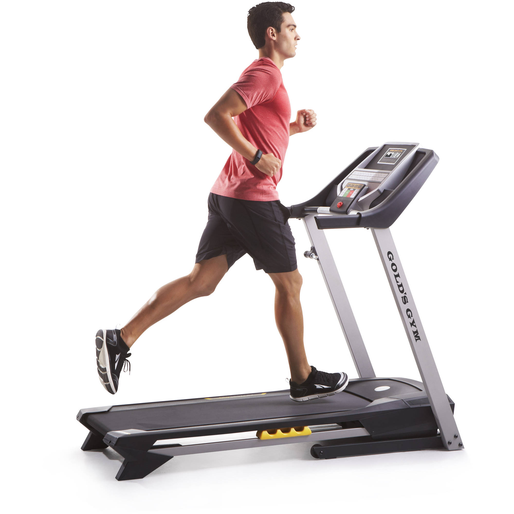 Gold's Gym Trainer 520 Treadmill with Heart Rate Monitor and Power Incline by Icon Health & Fitness Inc.