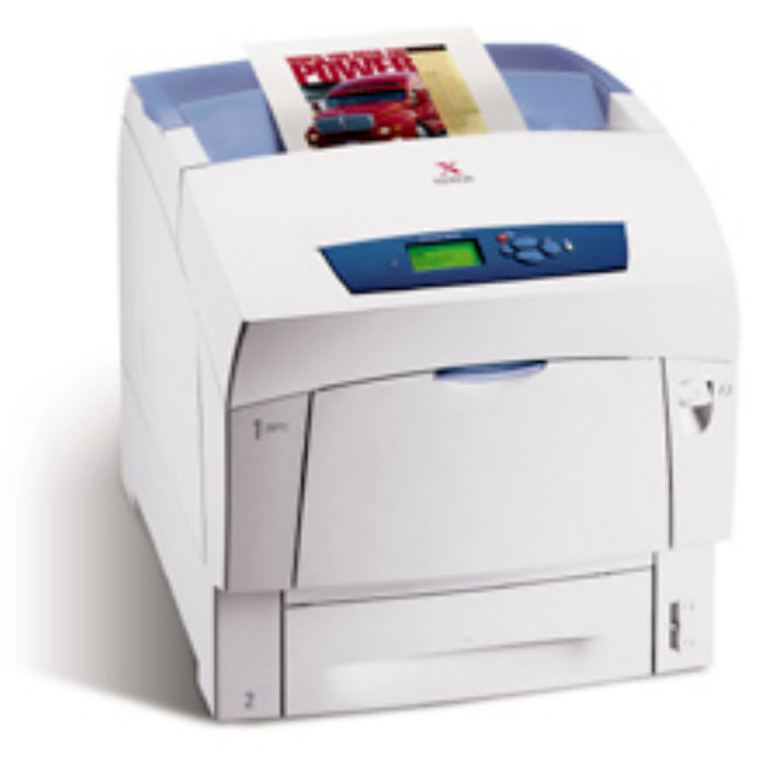 Xerox Refurbish Phaser 6250N Color Laser Printer (Z6250N) - Seller Refurb