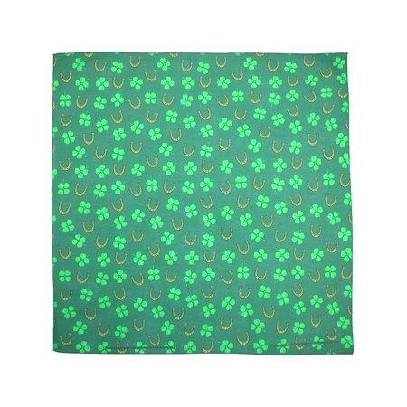 ctm®  luck of the irish st. patricks day holiday bandana, green](Bandanas St Louis)