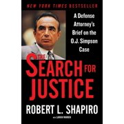 The Search for Justice - eBook