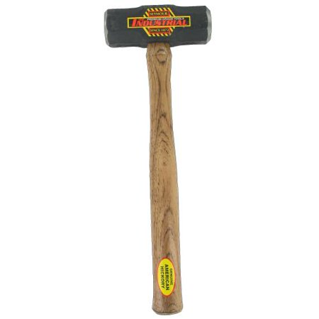 Seymour Midwest 41555 4 lb Engineers Hammer, Short Handle Sledge