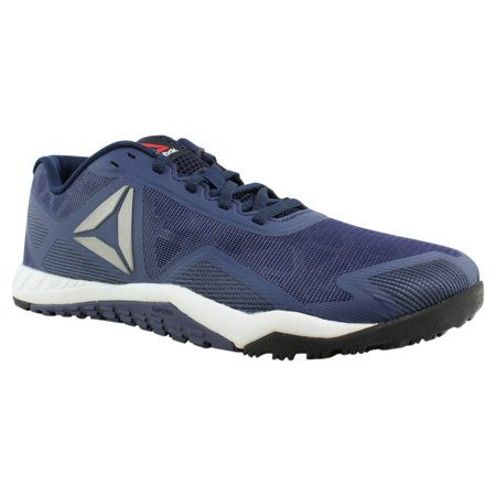 New Reebok Mens Ros Workout Tr 2.0 Blue Cross Training Shoes Size 9.5