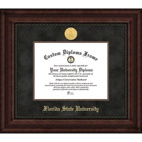 "Florida State 11"" x 14"" Executive Diploma Frame"