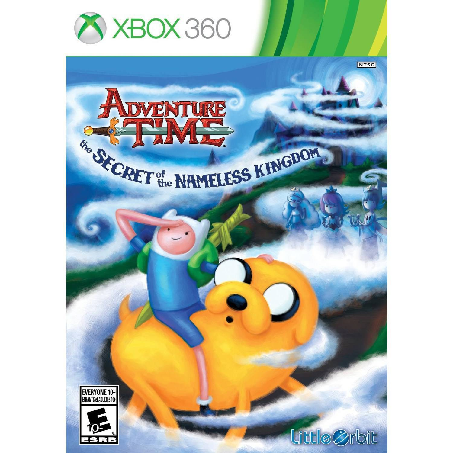 Adventure Time: The Secret of the  Nameless Kingdom (Xbox 360) - Pre-Owned
