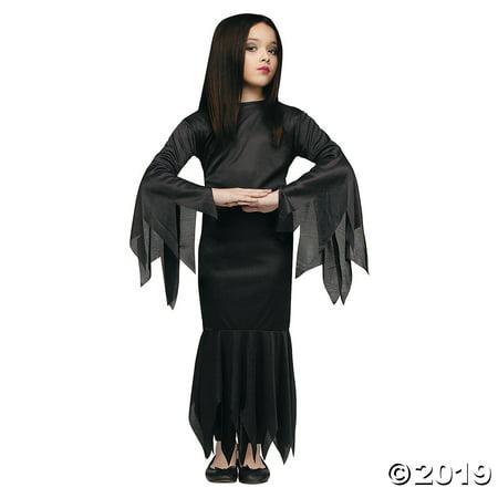 Girl's The Addams Family™ Morticia Costume - Medium - Morticia Addams Cosplay