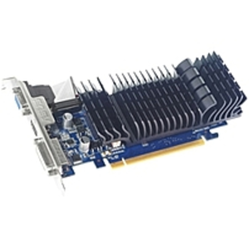 Asus 8400GS-SL-1GD3-L GeForce 8400 GS Graphic Card - 589 MHz Core (Refurbished)