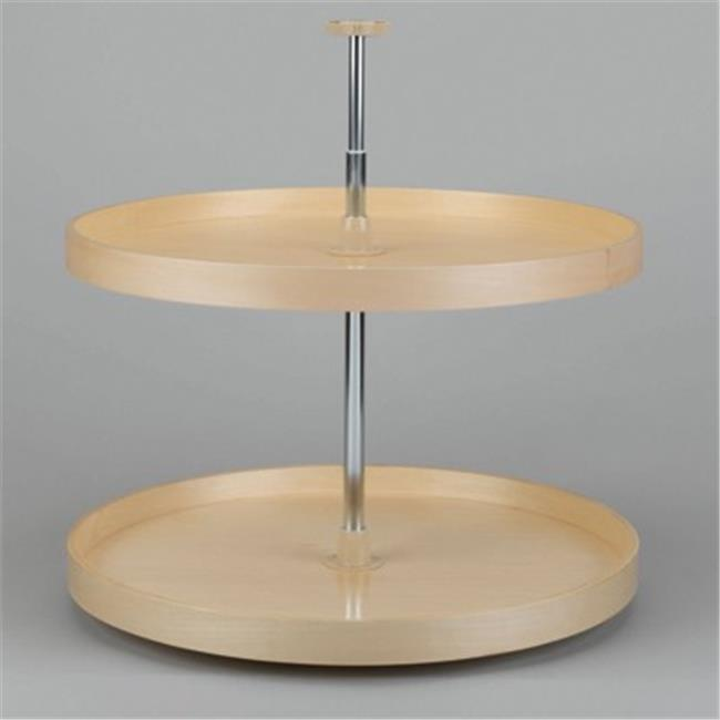 Rev A Shelf Rsld. 4Bw. 062. 20. 1 20 inch Full Circle Banded Wood