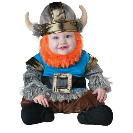 Infant Lil Viking Costume by Incharacter Costumes LLC 6046 - Costumes Vikings
