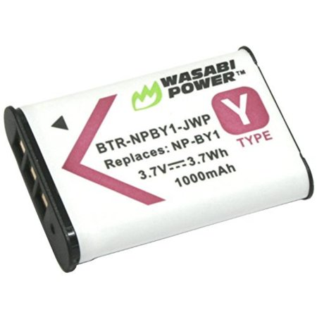 Wasabi Power Battery for Sony NP-BY1 and Sony HDR-AZ1 Action Cam Mini ()