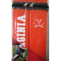 """NCAA Officially Licensed Virginia Cavaliers 13"""" End Zone Pylon 2 Pack Set"""