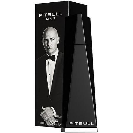 Pitbull Man Eau de Toilette Spray, 1 fl
