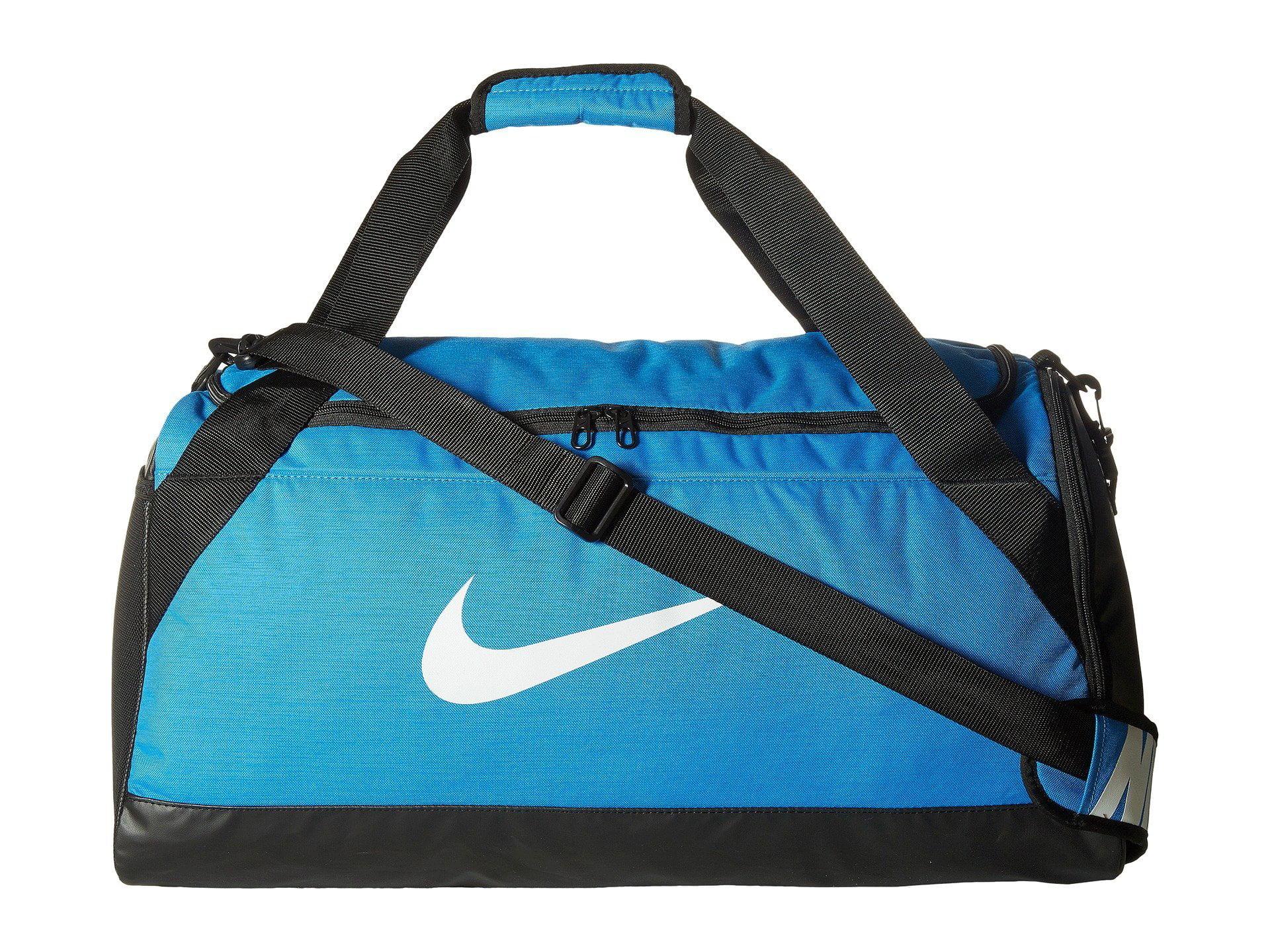 12cd96ddfac2 Nike Brasilia 7 X-Small Duffel Bag Light Photo Blue nkBA5432 435 -  Walmart.com