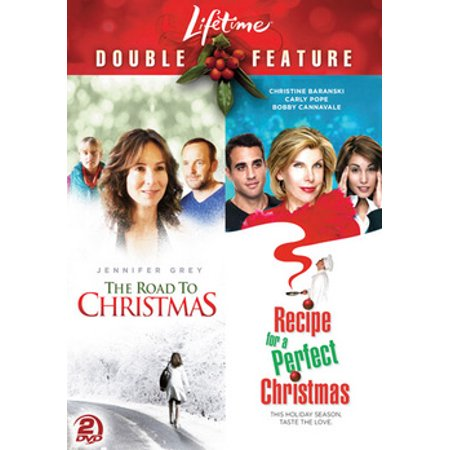 the road to christmas recipe for a perfect christmas dvd - The Road To Christmas