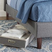cde71d806d2a Better Homes & Gardens Knox Upholstered Platform Bed, Multiple Sizes Image  3 ...