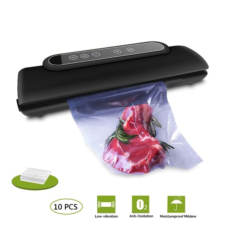 Vacuum Sealer Machine, Vacuum Sealing System and Handheld Sealer for Food Preservation Plus Vacuum Sealer (Best Vacuum Sealing System)
