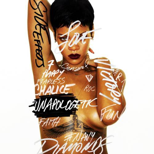 Unapologetic (Deluxe Edition) (Edited) (CD/DVD)