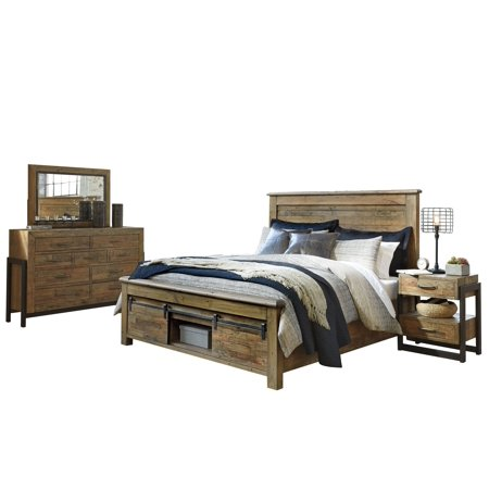 99+ Wooden Bedroom Sets King Best Free