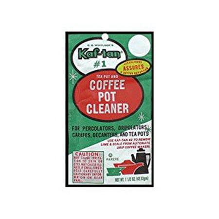 CLEANER COFFEE POT 1.5OZ