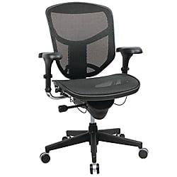 WorkPro® Quantum 9000 Series Ergonomic Mid-Back Mesh/Mesh Chair,