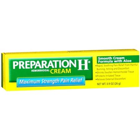 2 Pack - Preparation H crème 0,90 oz