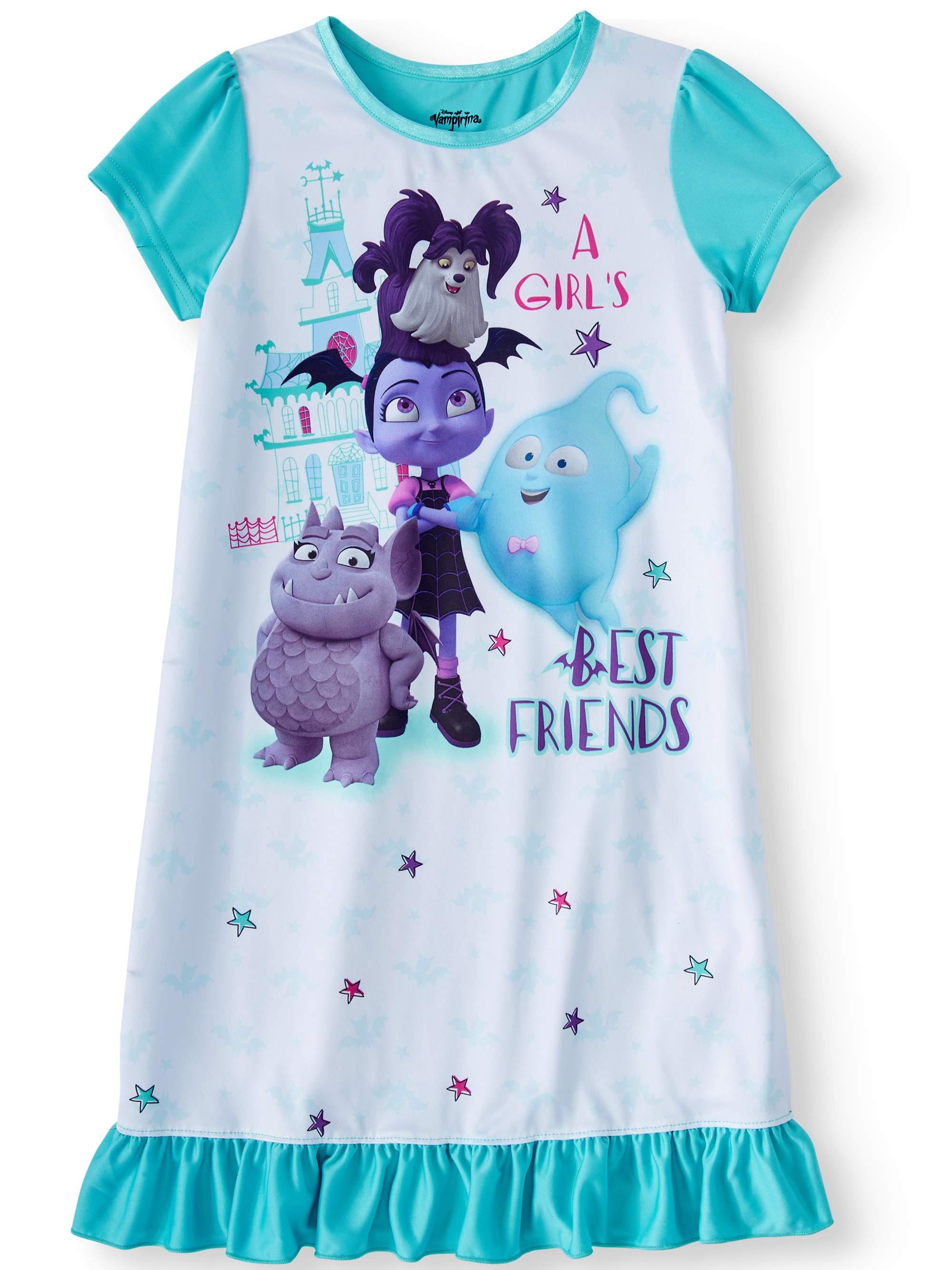 Girls' Vampirina Pajama Nightgown