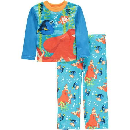 Dory Outfit (Disney Boys 4-10 Finding Dory Pajama)