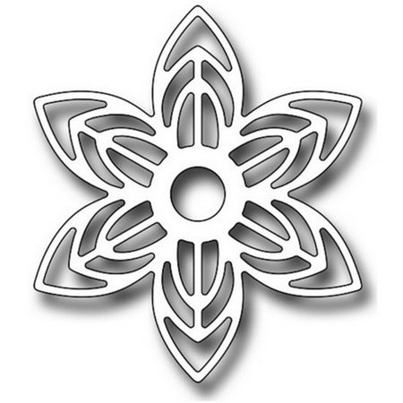 Frantic Stamper - Dies - Single Boho Flower