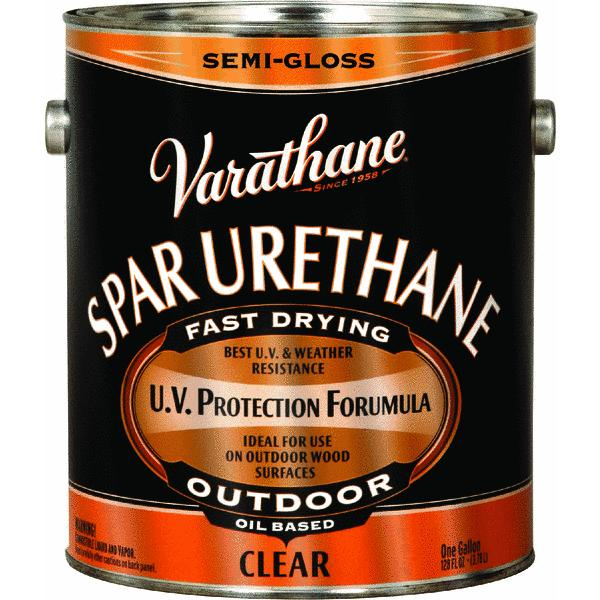 Varathane 1 Gallon Oil Based Premium Spar Urethane (Set of 2)
