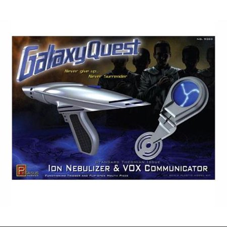Quest Model Rocket (Galaxy Quest Ion Nebulizer & Vox Communicator Pre-Built Model Kit)