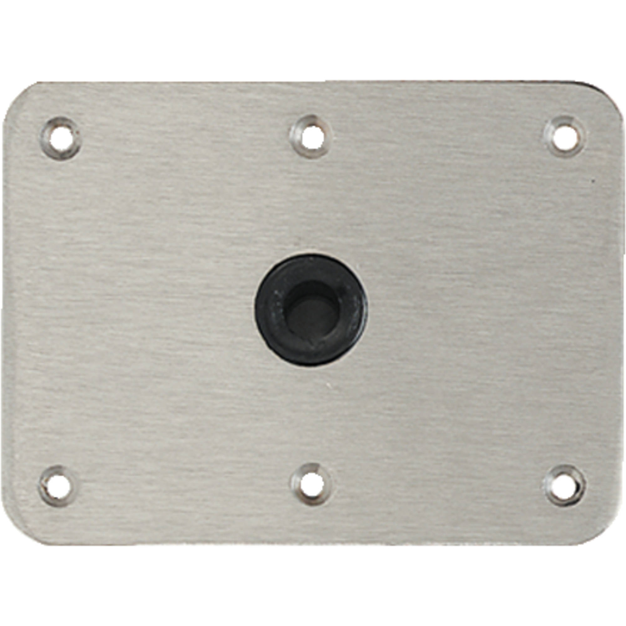 "Attwood Lock-N-Pin Base Plate, 7"" x 7"""